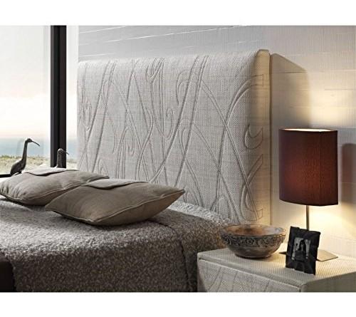 Cabecero bordado tapizado rustic liana cama de 105 cm - Cabeceros de 105 ...