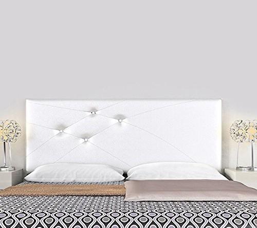 Cabecero stylo polipiel para cama de 135 cms - Cabeceros de cama polipiel ...
