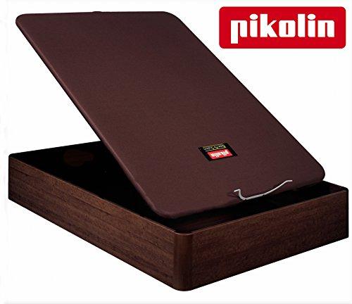 Canap pikolin abatible de madera 3d transpirable al suelo for Canape abatible pikolin
