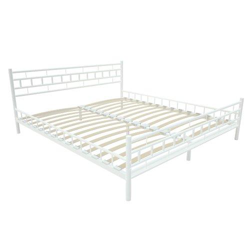 Miadomodo mtbt03 2 cama de metal 180 x 200 cm - Sabanas 180 ikea ...