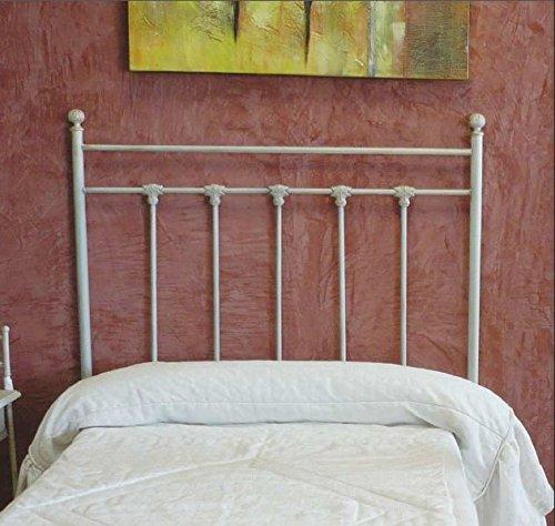 Factory muebles cabecero de forja nacional modelo recto - Cabeceros cama 105 ...