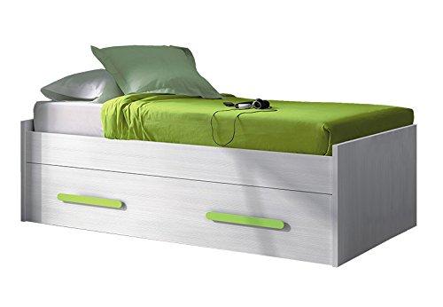 Sof cama doble junco de indias marr n con sombrilla for Cuanto vale un sofa cama