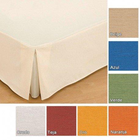 Cubre canap funda de somier color verde medida cama for Cama canape 90