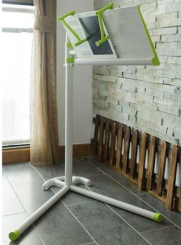 Er rotativo planta port til soporte con abrazadera holder y la l mpara opcional escritorio - Soporte portatil sofa ...