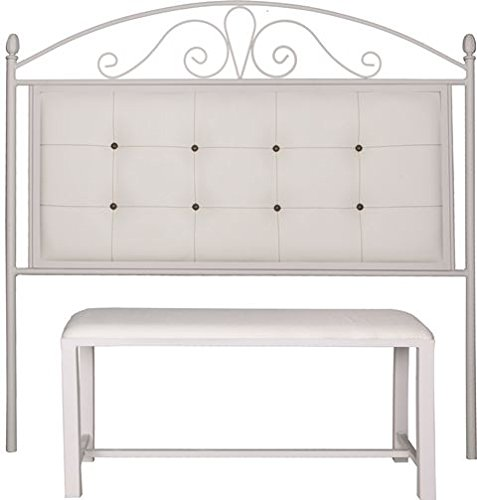 Muebles forja blanco 20170905111615 - Factory de muebles ...