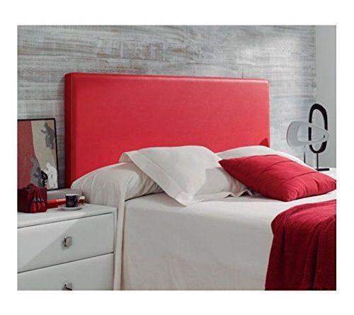 Factory muebles cabecero de polipiel liso color 01 de - Factory de muebles ...