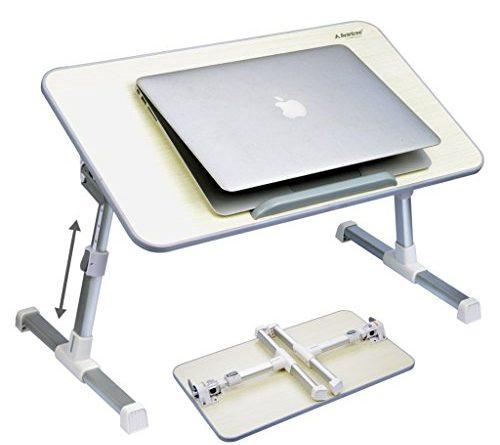 Avantree bandeja de calidad para cama soporte de escritorio port til mesilla plegable de - Soporte portatil sofa ...