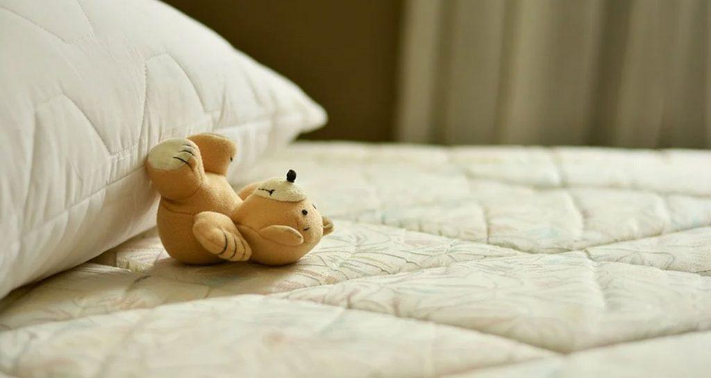 probar el colchón